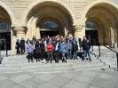 Wycieczka do Poznania klasy VII c  i VI c